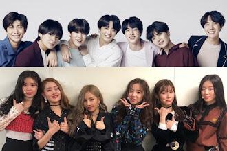 Profesionales de la industria del K-POP eligen a los mejores artistas