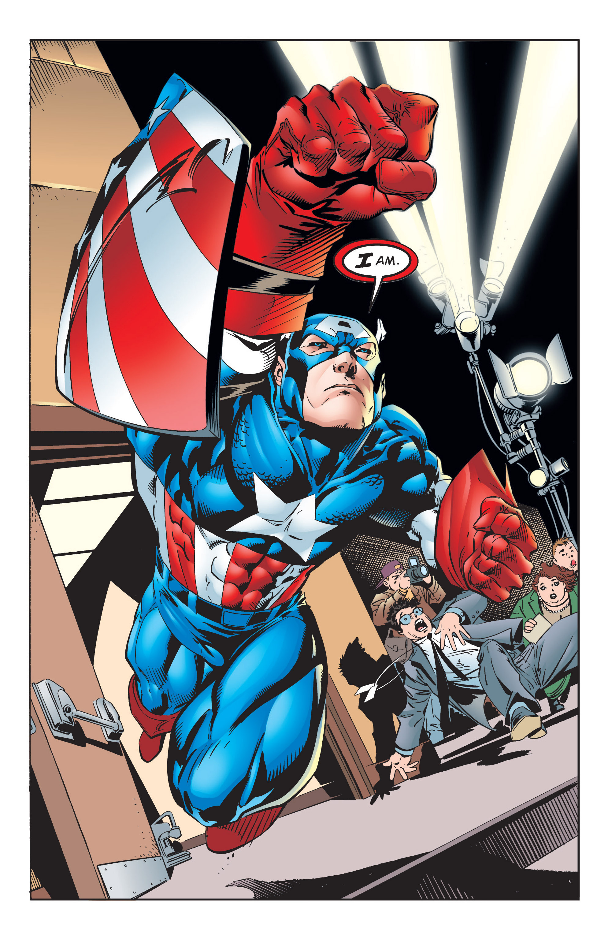 Captain America (1998) Issue #7 #10 - English 14