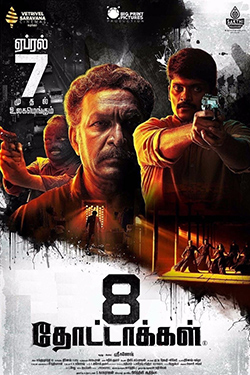 8 Thottakkal 2017 Hindi Dubbed 400MB HDRip 480p