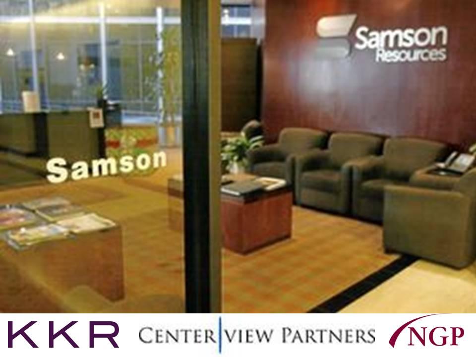 Peu Report Kkr S Peu Bankruptcy Samson Resources