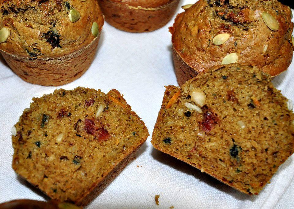 Muffins Nutritivas