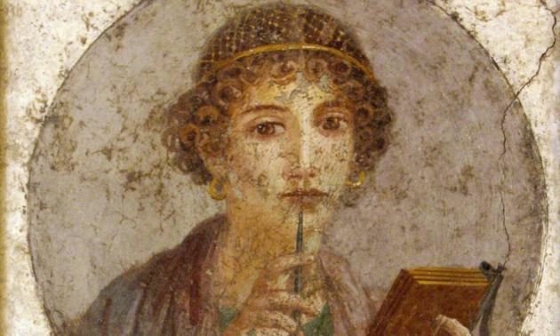poetesse dell'antichità