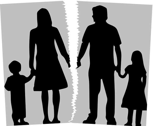 Jika Anak - Anak Menjadi Alasan Untuk Tetap Mempertahankan Pernikahan.