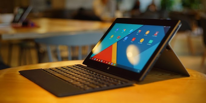 Remix ultra-tablet is a Surface like tablet which runs Android
