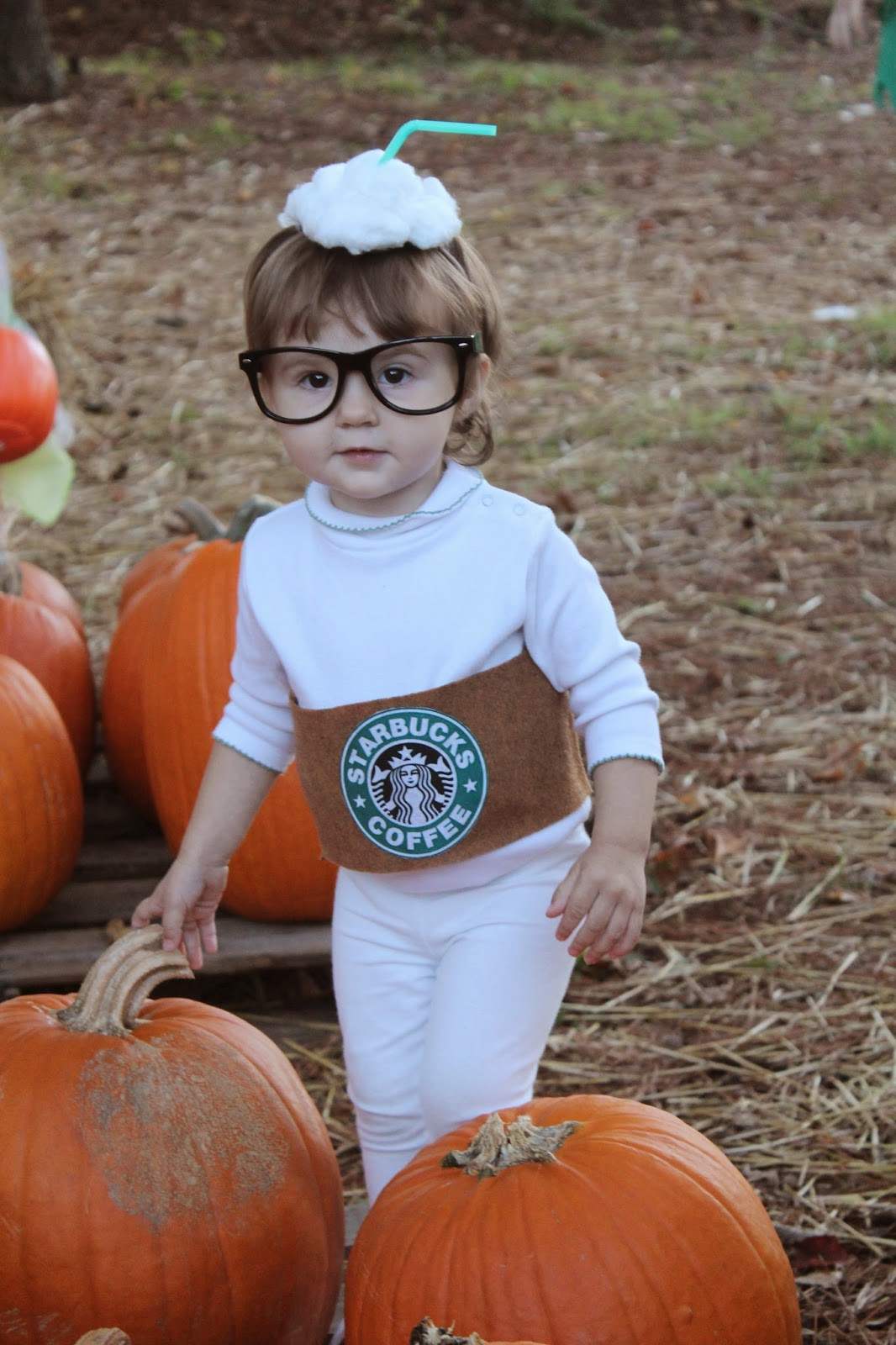 Diy Starbucks Cup Halloween Costume