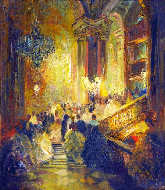 Abstract Impressionism Artists