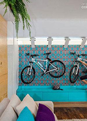 Bicicletas na Decoração 1
