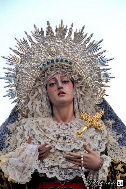 Virgen del Consuelo y Desamparo 2
