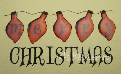 merry_lights_sentiment_ - Inky Impressions - Inspirational Blog - Ruthie Lopez DT - My Hobby = My Art