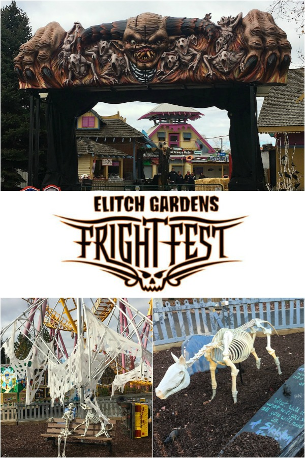 The Diary of a Nouveau Soccer Mom: Halloween Fun at Elitch