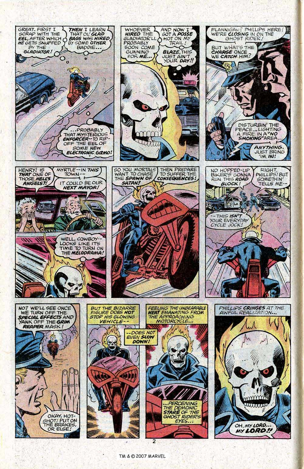 Ghost Rider (1973) Issue #22 #22 - English 4