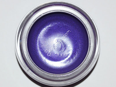 Maybelline Painted Purple Color Tattoo 24 Hour Eyeshadow Review & Swatches