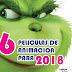 6 Películas de Animación para 2018 que te cautivaran