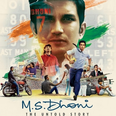 MS.Dhoni The Untold Story Is Widely Released On 30th Sep'16