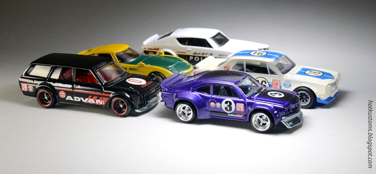 Hot Kustoms Mini Cars: What is peg warmers? 2016 Japan ...