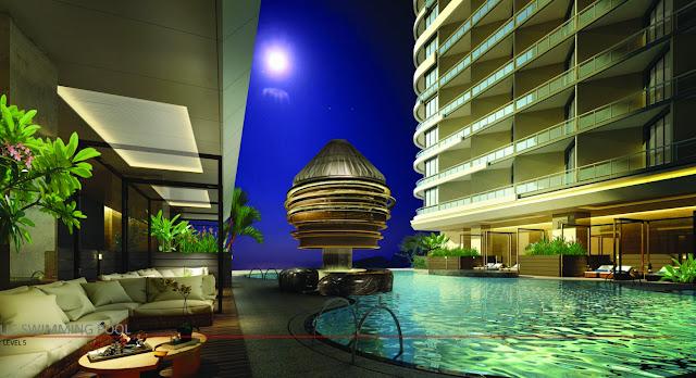 tiện ích đẳng cấ La Luna Resort Nha Trang