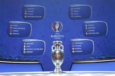 Channel dan Jadwal TV Menyiarkan Euro 2016 Perancis
