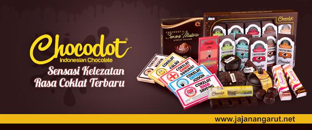 Chocodot Garut - Coklat Isi Dodol Garut
