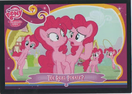 My Little Pony The Real Pinkie? Series 2 Trading Card