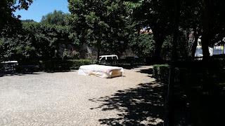 Photos: EVENT / Festival da Água e do Tempo, Clepsidra 2018 (04 - Rondó Cromático, Katarzyna Lendzion, Jardim Garcia D´Orta), Castelo de Vide, Portugal