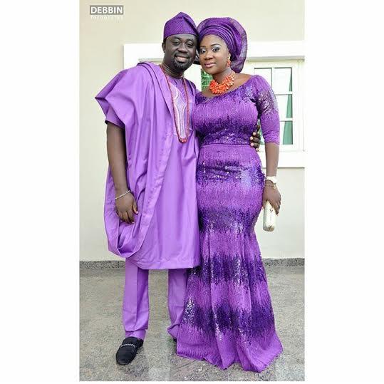 Actress Mercy Johnson Okojie & Her Husband Dedicate Their