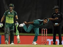 South Africa vs Pakistan 4th ODI 2019 live score
