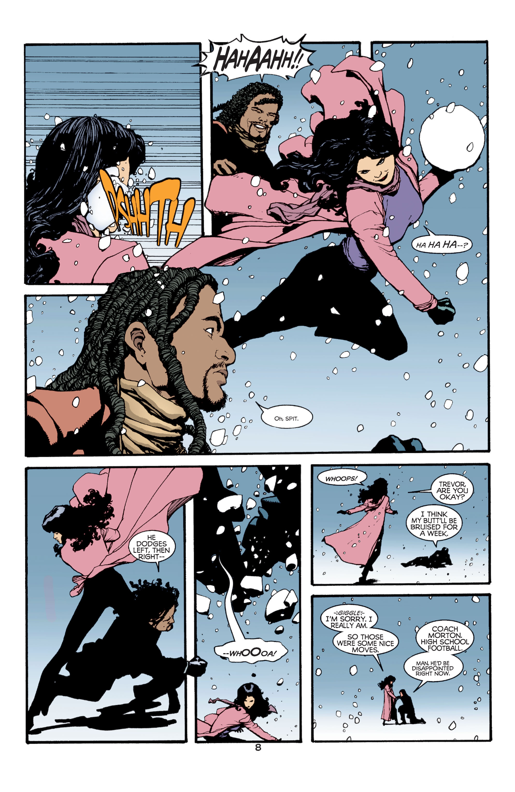 Read online Wonder Woman (1987) comic -  Issue #178 - 9