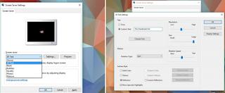 Cara mudah Mengaktifkan Screen Saver di Windows 10