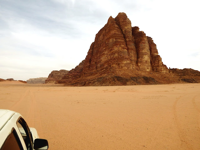 wadi rum excursion