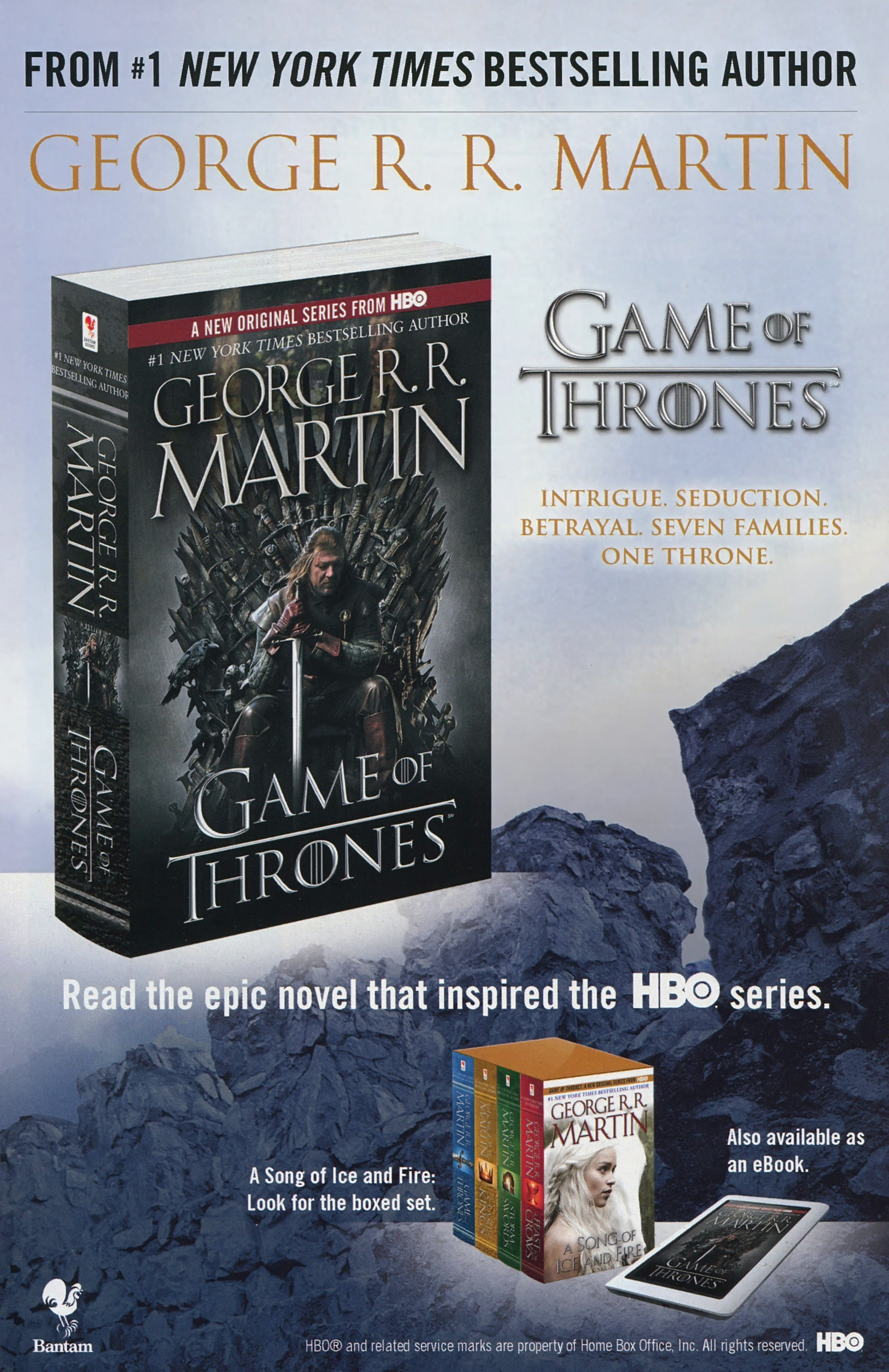 Read online A Game Of Thrones comic -  Issue #22 - 34