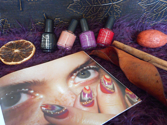 CND Wild Earth Collection - Left to Right: Spear, Dreamcatcher, Element