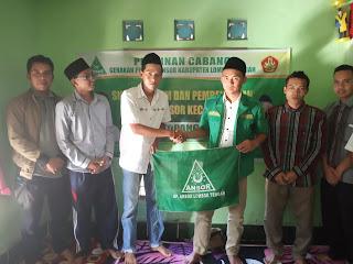 Ini Ketua Ansor Kecamatan Kopang
