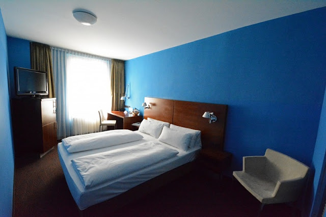 Hotel Belle Blue em Munique