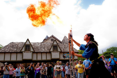 Scarborough Renaissance Festival, the Most Unique Festival in North Texas, Returns for its 36th Season on April 9, 2016