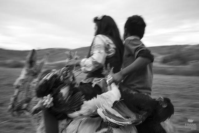 niños a caballo en zautla