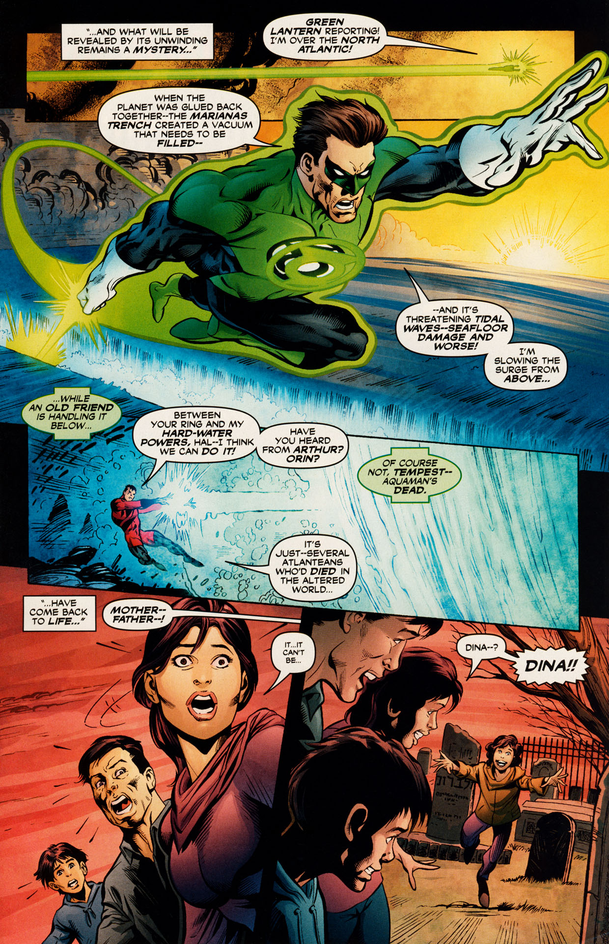Read online Trinity (2008) comic -  Issue #51 - 6