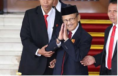 Pemerintahan Bacharuddin Habibie (1998-1999) - pustakapengetahuan.com