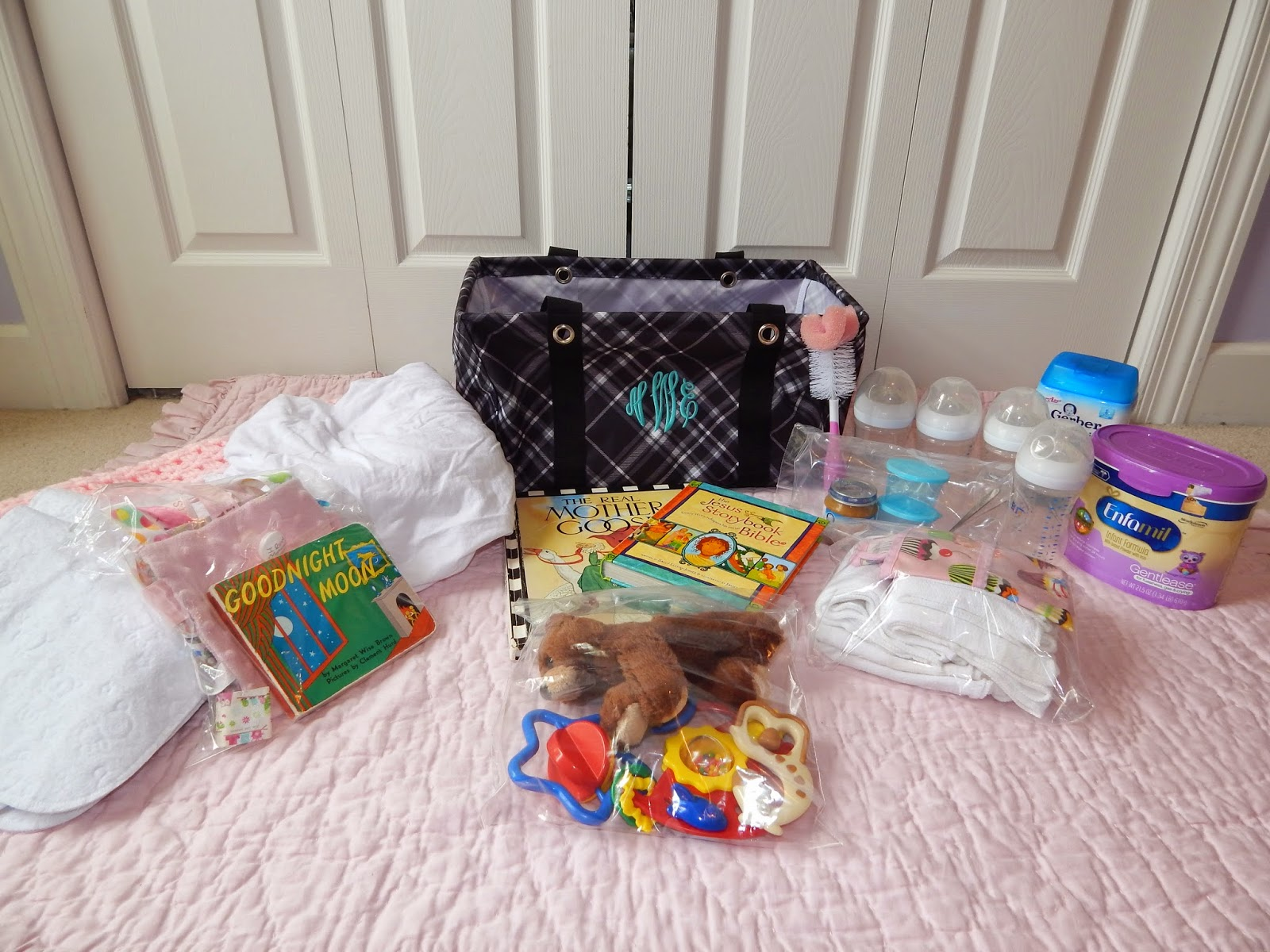 The Spirit Of Adventure Packing For Baby