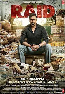 Raid (2018) Hindi Movie BluRay | 720p | 480p