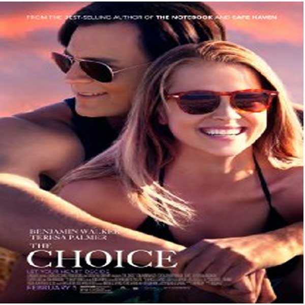 The Choice, Film The Choice, The Choice Trailer, The Choice Synopsis, The Choice Review, Download Poster Film The Choice 2016
