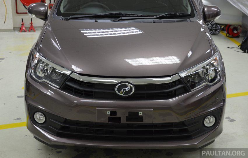 Gambar Spesifikasi Perodua Bezza