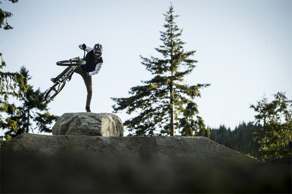 SRAM presents: The Backwoods feat. Logan Peat