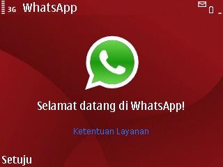 Whatsapp tidak bisa diinstall
