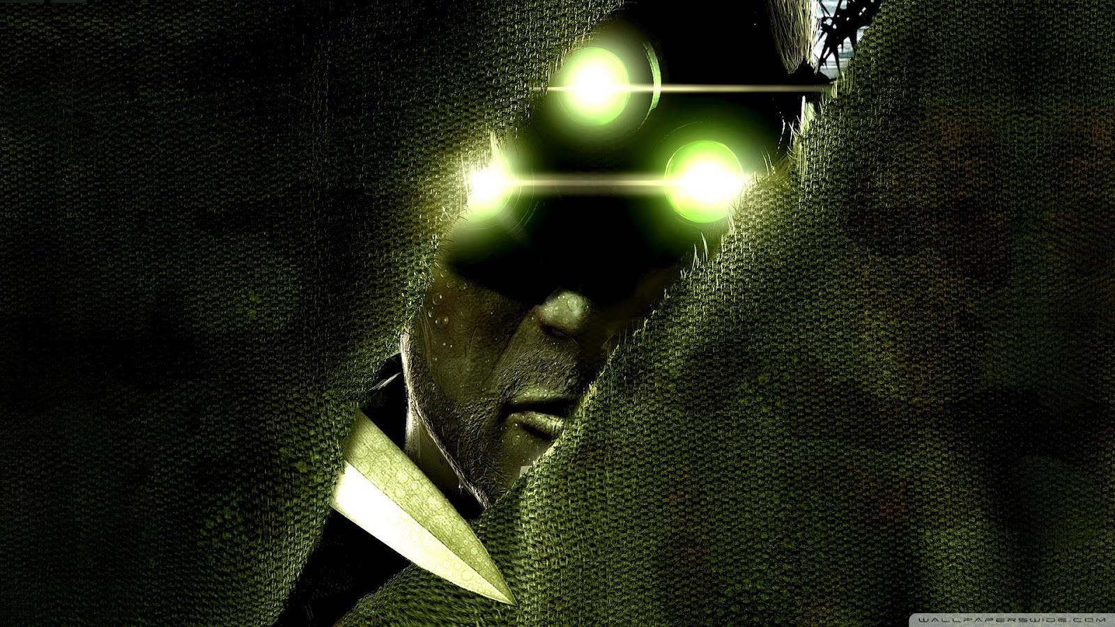 Jin Kazama Hd Wallpaper Gamez Hd Wallpaperz Splinter Cell