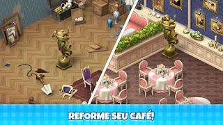 Manor Cafe Apk Mod Moedas Infinito