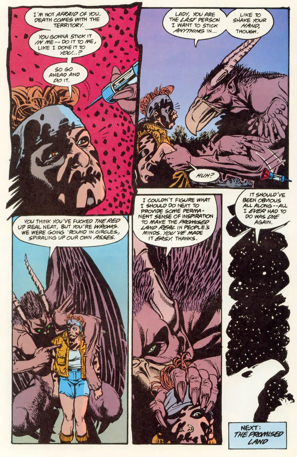 Read online Animal Man (1988) comic -  Issue #78 - 25