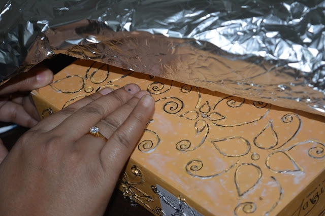 Aluminium, gift ideas, gift box