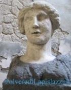 Testa di marmo della sirena Partenope