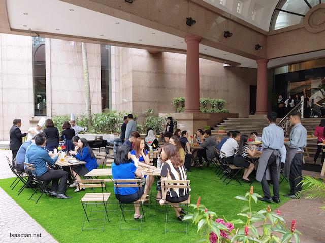 'Meetings Imagined' At Renaissance Kuala Lumpur Hotel