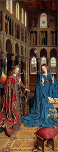 "The Annunciation, Part IV: ""As If She Were A Dove That Dwelt There"""